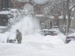 schneefälle